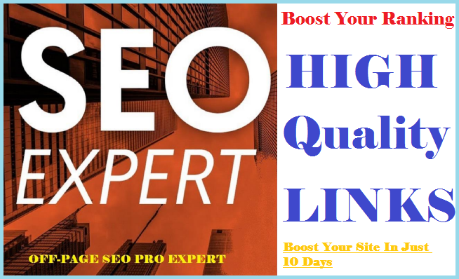 Boost Your Website Ranking With HIGH QUALITY SEO Backlinks - OffPage Expert