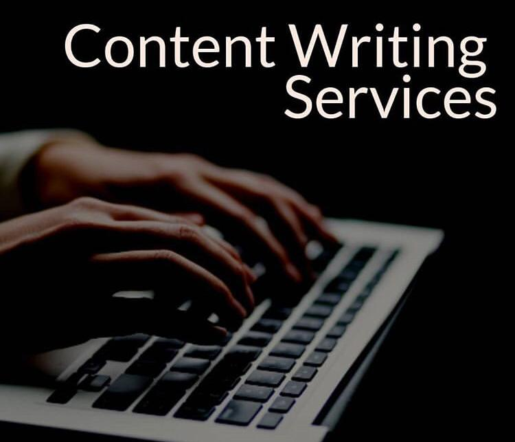 I will write original high quality articles and blog posts