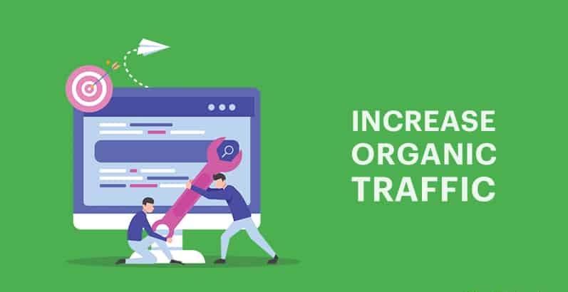 USA/UK/Canada,  Google Organic Traffic,  social media traffic