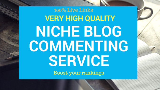 I will create 75 niche relavent blogcoments