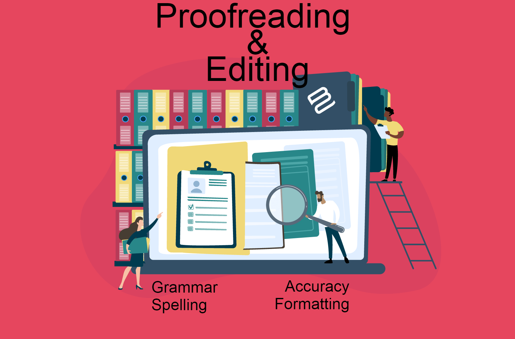 Proofread and Edit 1000 words quickly