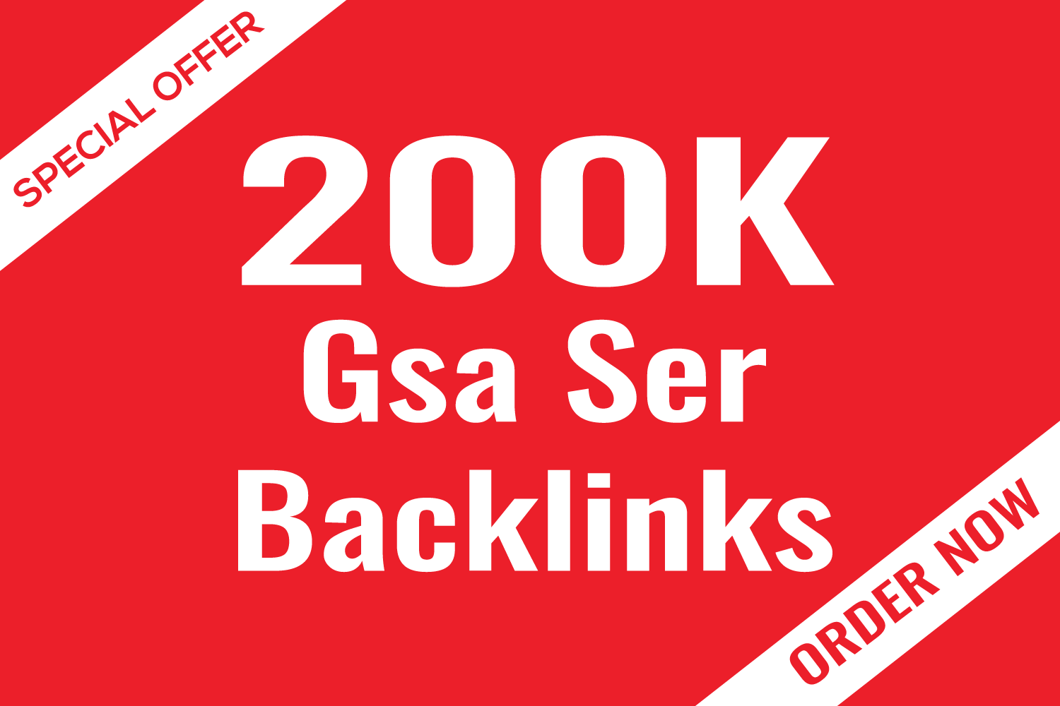 200K GSA SER Dofollow hing Quality backlinks for Google first page