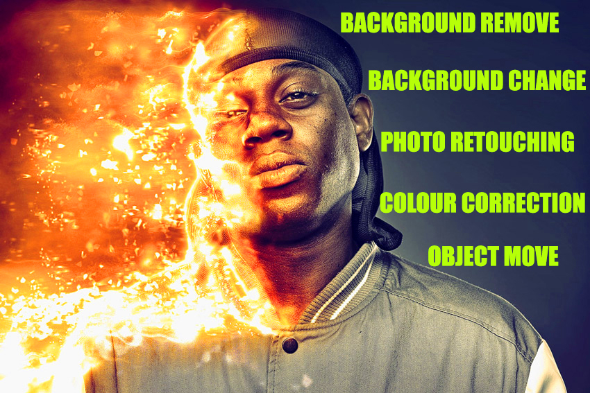I Will Do Any Photoshop Editing Work Withing 24 Hours