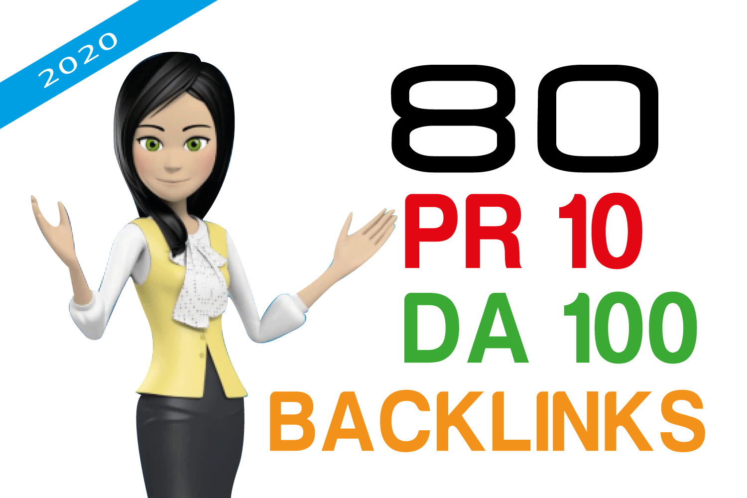 I Will MANUALLY CREATE 80 UNIQUE PR10 SEO BackIinks on DA100 sites Plus Edu Links For Fastest Rankin