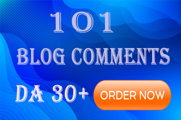 I Will Submit 101 High Domain Authority SEO Blog Comments Backlinks Excellent Quality