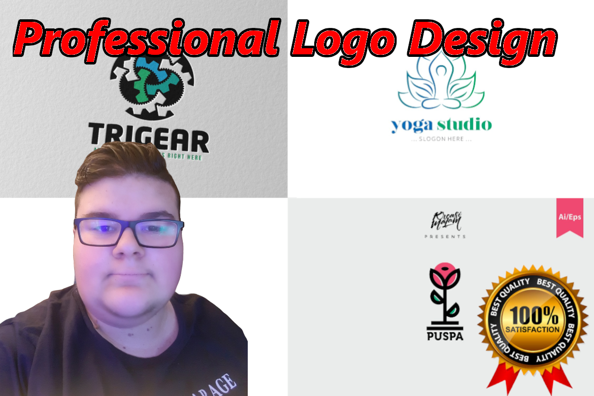 I will Design you a Proffesional Logo