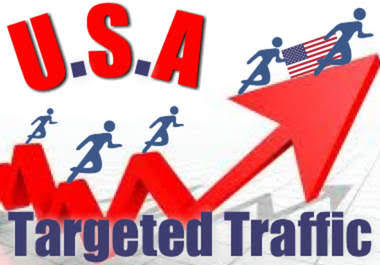 Drive unlimited traffic USA to your site, blog or product