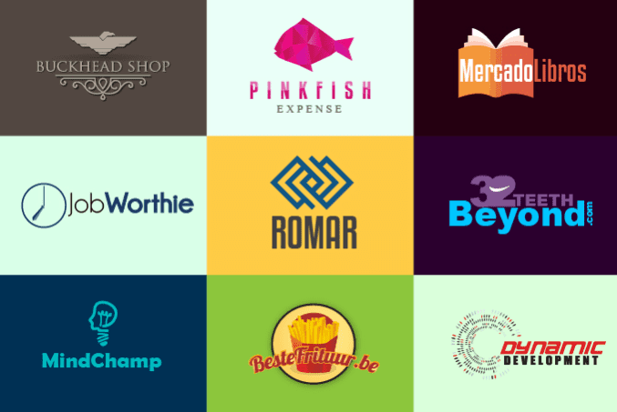 I will design a 2D FLAT LOGO for your business.