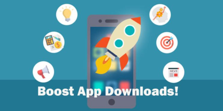 I will do mobile app promotion,  app marketing