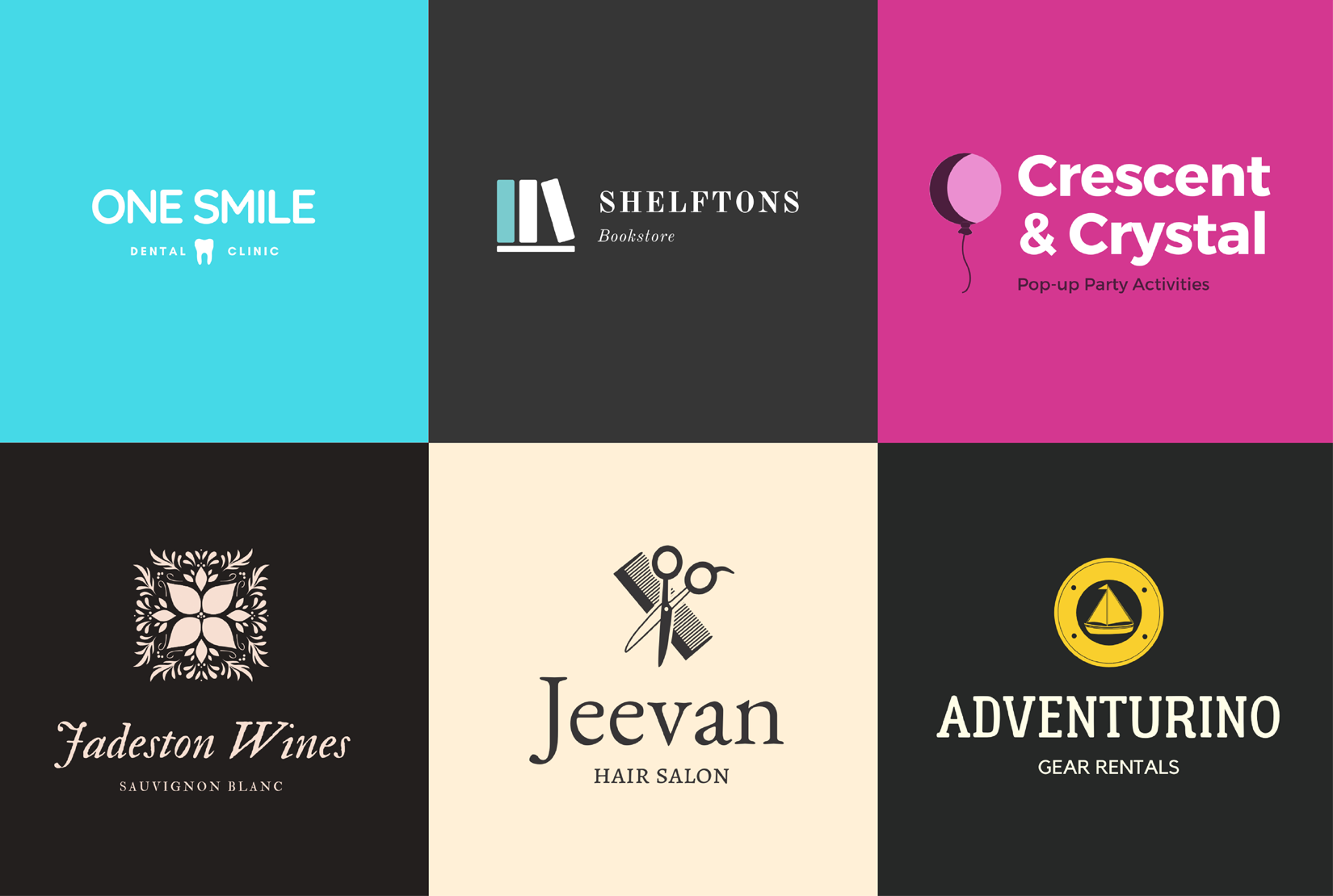 I will design creative unique logos for your brand
