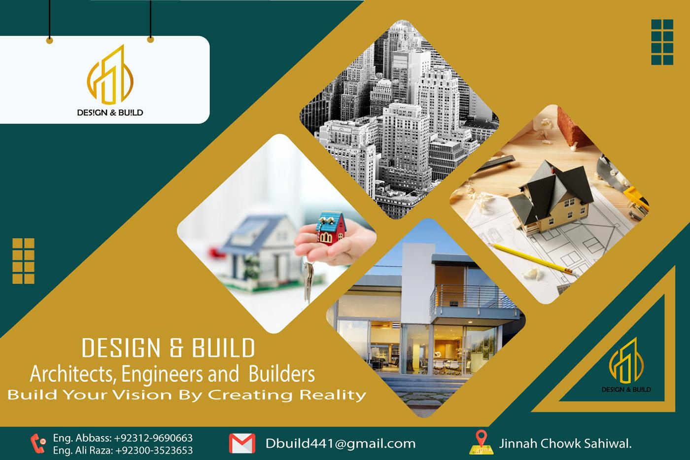 i design poster, flyer, brochure or pamphlet for your business