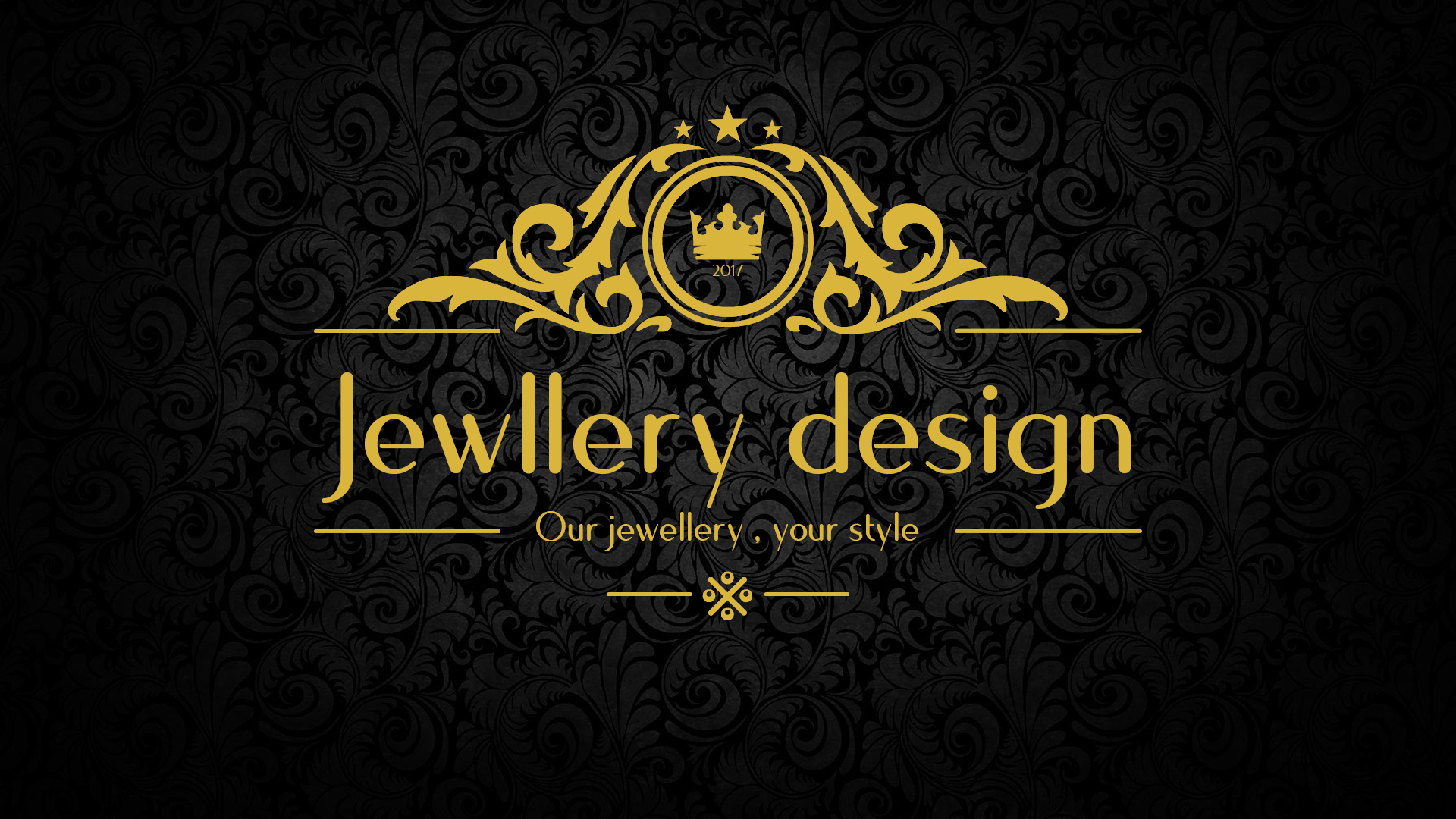 this is jewellery design i create 2D/3D