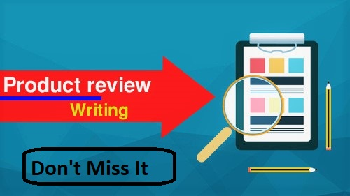 Get the High-Quality 700+ Words Product Review Within Cheap Rate