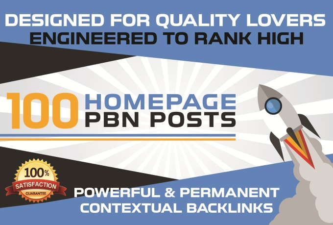 provide 100 DR 65 to 75 pbn homepage dofollow backlinks