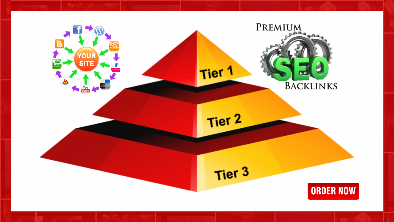 Rank on Google With Powerful Link Pyramid SEO Campaign