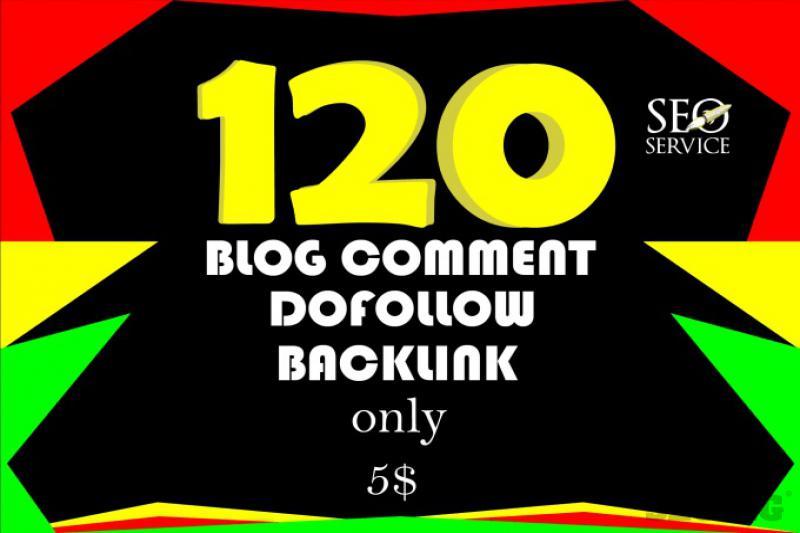 120 DoFollow Blog Comment Backlinks High DA PA CF TF Moz Autority