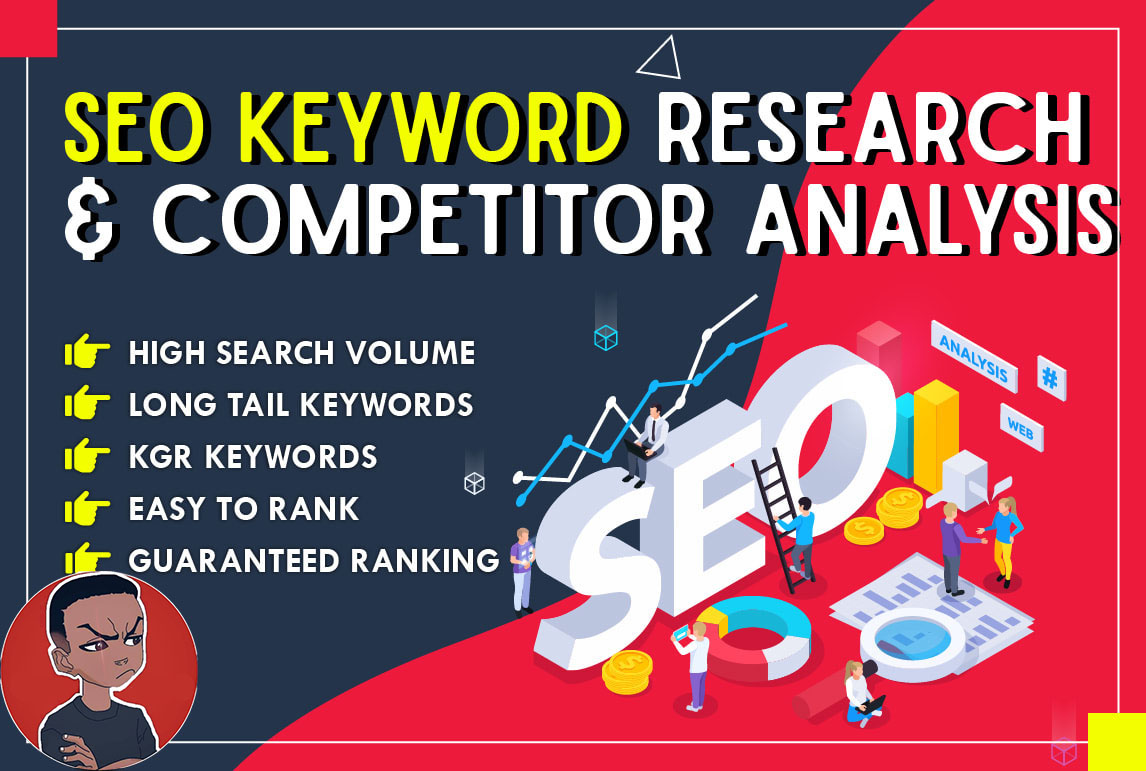 do best SEO keyword research and competitor analysis