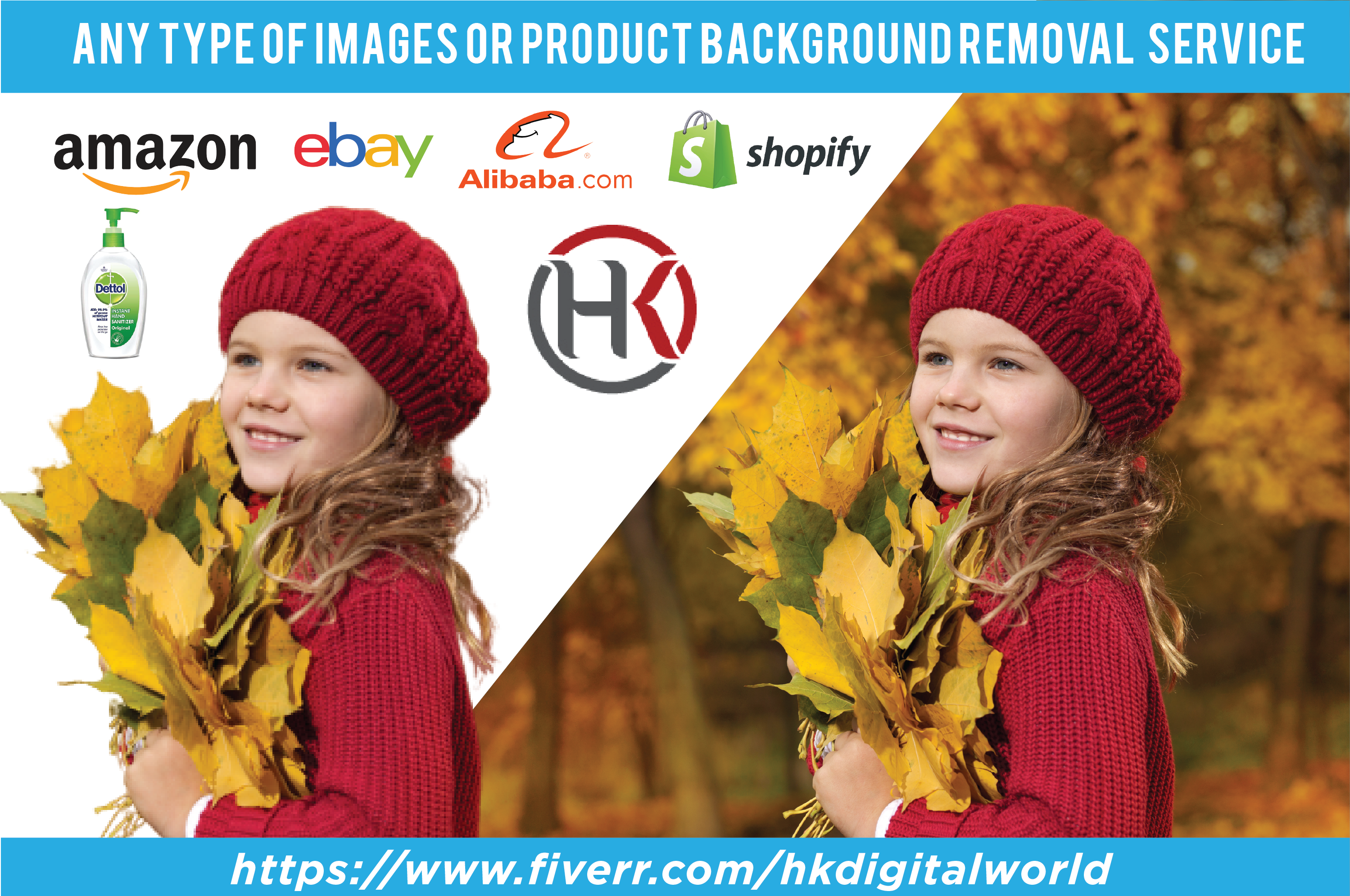 I will do background removal amazon product images bulk superfast