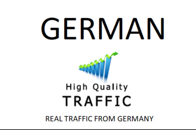 I will bring 1000 low bouncing German traffic from Germany only