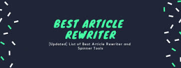 I will manually rewrite or proofread 1000-2000 words articles on any topic