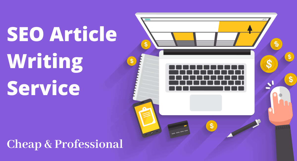 I write 1000 words article, content writing or blog writing on any niche