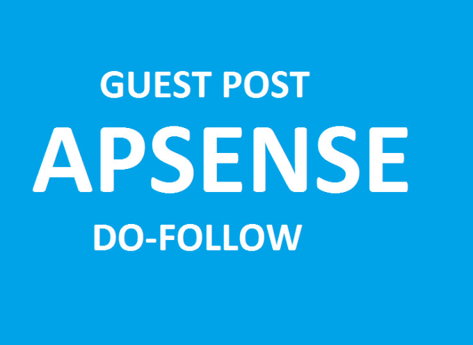 Write and Publish Guest Post On Apsense DA78 PA58 with 2 Backlink