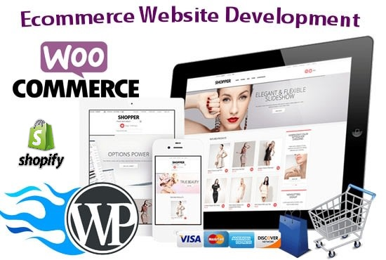I will Create a online ecommerce website store in wordpress woocommerce