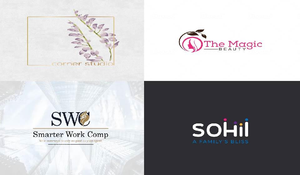 I will design a website logo for you