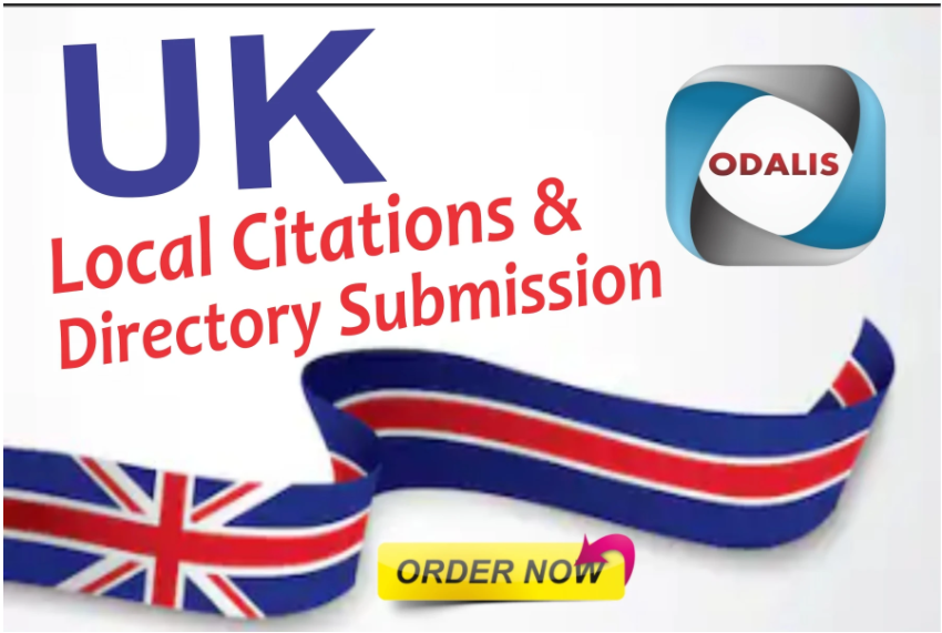 I will manually submit your business to best 20 UK citations site