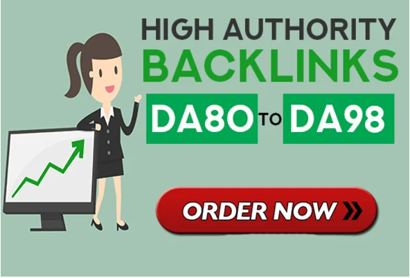 Rank you website to top with 50 high quality authority dofollow backlinks seo