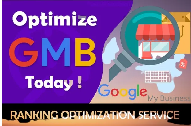 I will optimize your gmb for your business ranking to top on google