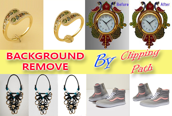 I will remove background super fast by using pen tools