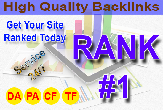 I Will Boost Website Ranking and Make High Authority Quality Backlinks