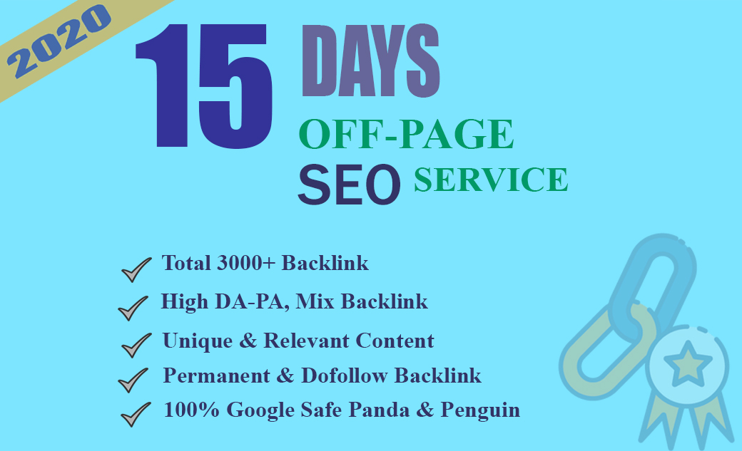 15 Days Off Page SEO with High Authority backlinks strategy Rank Your Website