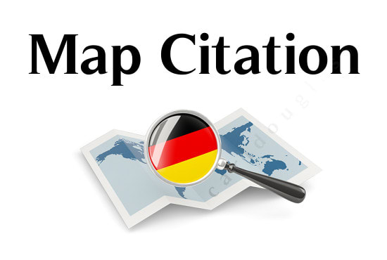 I will do 150 german google map point citations for SEO boost