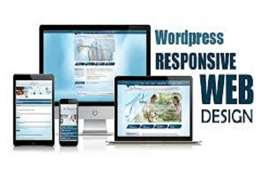 I will do responsive wordpress website design for your business