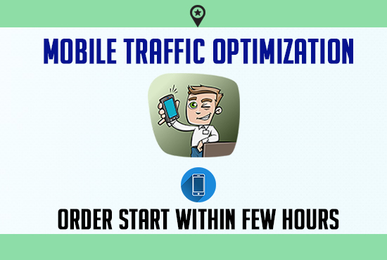 mobile traffic, website promotion to boost mobile traffic