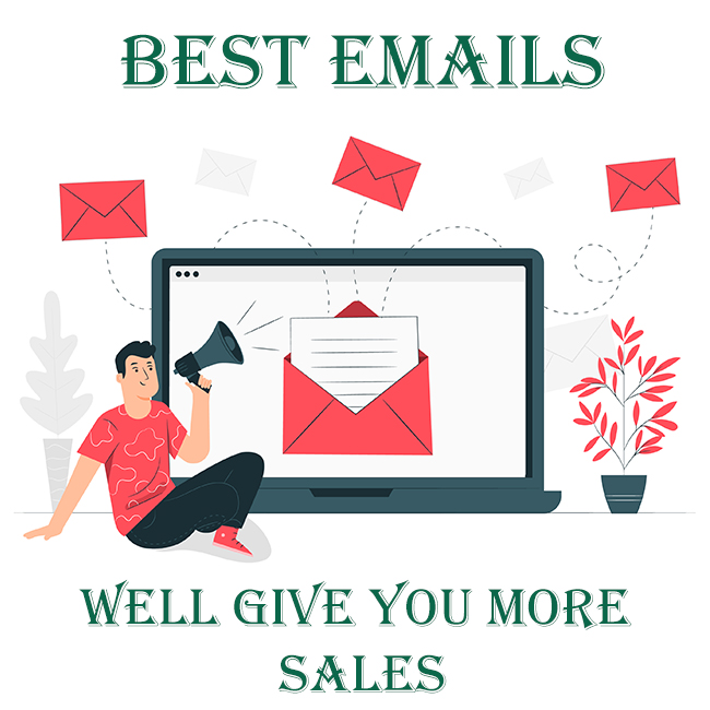 I will write Unique and short effective emails for your email marketing campaigns