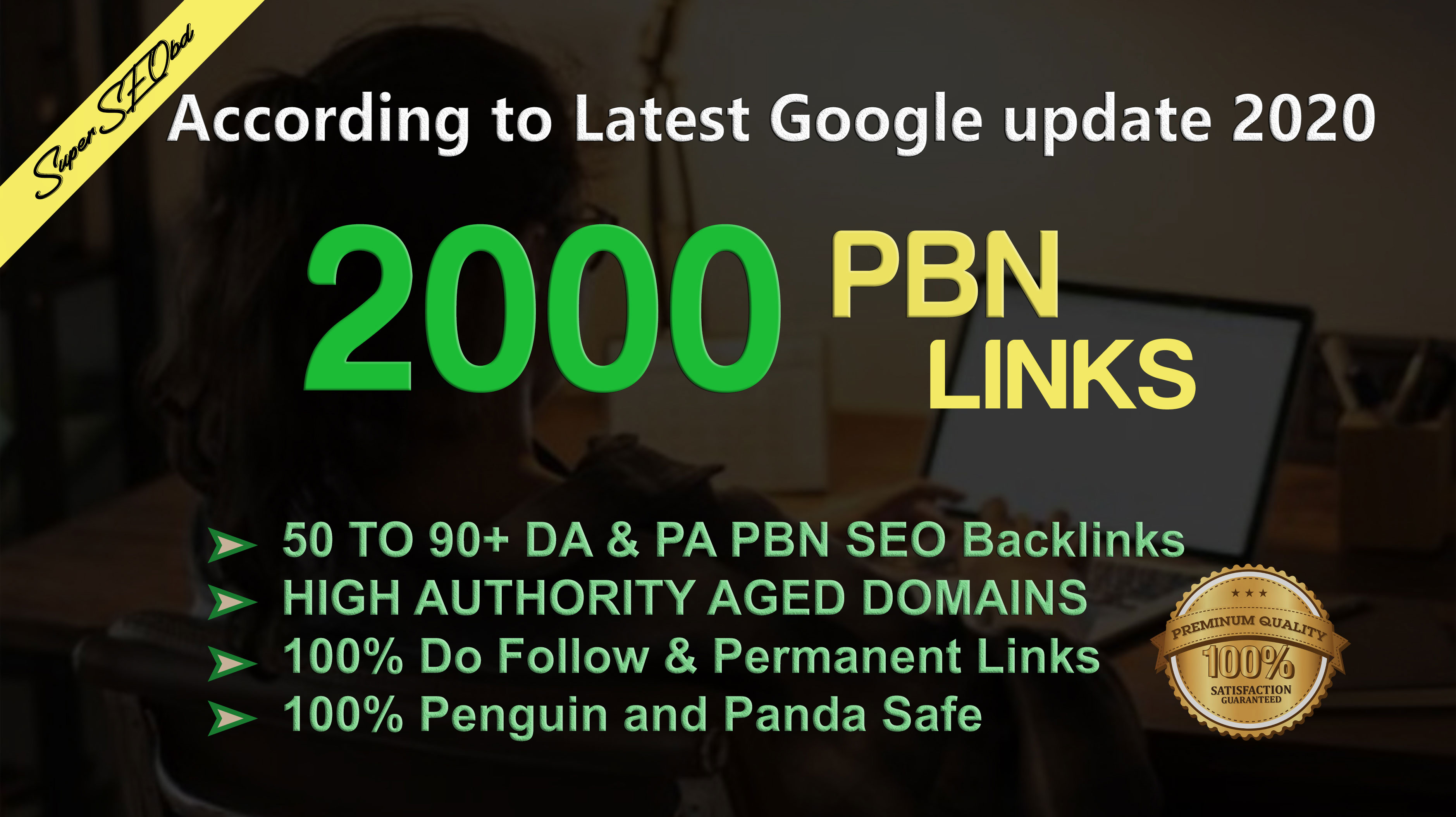 RANK YOUR WEBSITE With Premium 2000+ Web2.0 PBN backlink with High DA PA TF CF and Unique Article