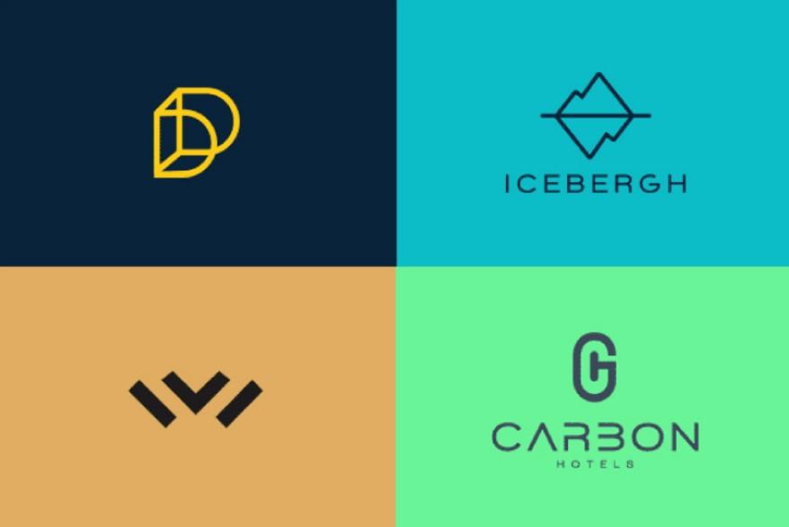 I will create minimalist logo design