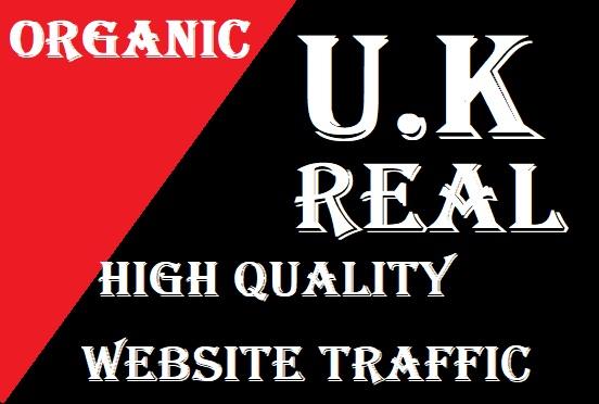 Send 5000 High Quality UK Targeted Website Traffic