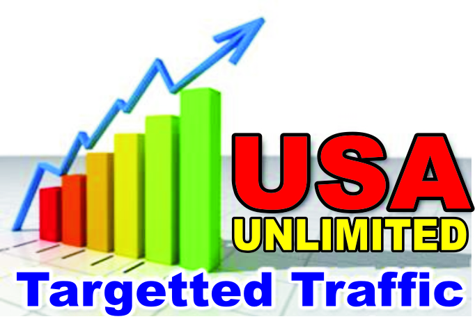 I WILL DIRECT MASSIVE USA TARGETED VISITORS TO YOUR WEBSITES AND BLOGS