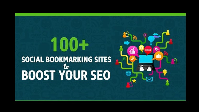I Will provide 100 Social Bookmarking hgh authority backlinks