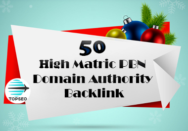 50 High Matric PBN Domain Authority Backlink best For website Rank on google