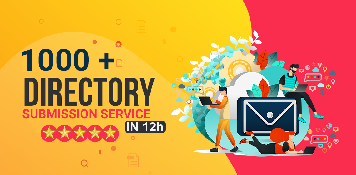 1000+ Directory Submissions of your Website to PR3 to PR9 in 9h