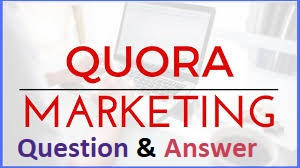 I will make question and answers to create traffic from Quora
