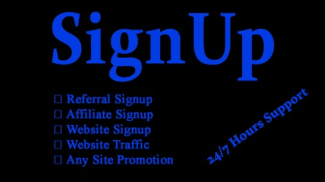 HQ 20 Affiliate USA Signup Manually within Hours