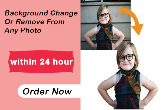 5 Image Background Remove or change from any image