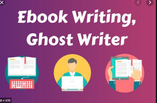 I will write a professional books and ebooks