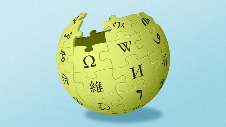 Create Wikipedia page for Artists